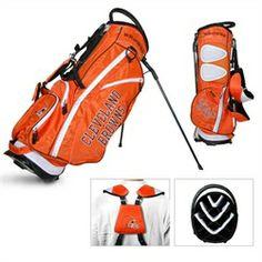 Cleveland Browns Standup Golf Bag - Golf Stand Bag