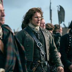 Imagen de farfarawaysite.com  #JamieFraser  #Outlander  #OutlanderSeason2