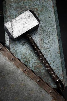 Cosplay hammer www.pandurohobby.com #diy #polystyrene