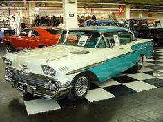 Chevrolet Biscayne c1958