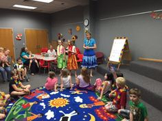 Sharing the Aloha Spirit and Hula at the Henderson County Main Library in Hendersonville NC