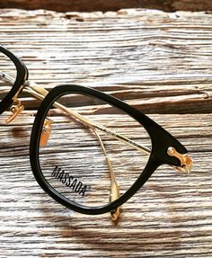 """God is in the details"" Ludwig Mies van der Rohe. ""Torso"" made in Japan, beta titanium. #massada #massadaeyewear"