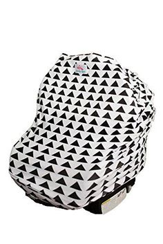 08c2ea70 4in1 Baby Car Seat Cover Versatile Cotton Stretchy Fabric Canopy Shopping  Cart or Breastfeeding Cover Up