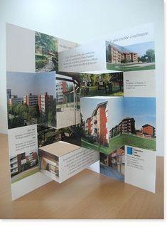 Die Cut Brochure Design #diecutbrochure #brochuredesign #cataloguedesign #diecutbrochuredesign