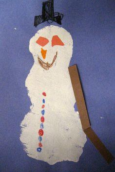 Winter: Snowman