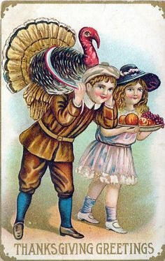 Thanksgiving Vintage postcard embossed Turkey A. Thanksgiving Greetings, Vintage Thanksgiving, Thanksgiving Ideas, Thanksgiving Banner, Vintage Holiday, Thanksgiving Decorations, Vintage Cards, Vintage Postcards, Vintage Images