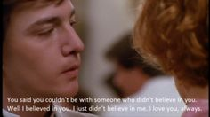 Sixteen candles quotes -Love Im such an 80s and 90s nerd i was born in the wrong time period haha