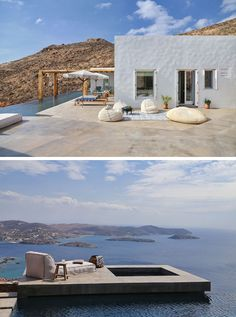 BEAUTIFUL HOLIDAY HOMES ON THE GREEK ISLAND OF SYROS | THE STYLE FILES