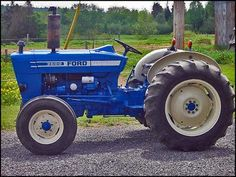 1979 Ford 3600 tractor with three cylinder forty horsepower optional gasoline or diesel engine.