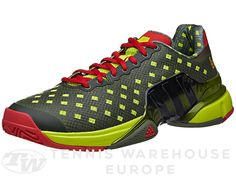 new product 9fe91 2b8b9 Chaussures Homme adidas Barricade 2015 Great Wall Vert