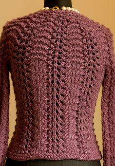 """Every so often, there seems to be a pattern that everyone is knitting. A few years ago it was clapotis, a knit-on-the-bias shawl with columns of dropped stitches. This year, one of the """"it"""" patterns is Liesl, a chunky knit,..."""