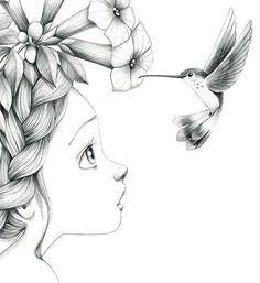 マンガのデッサン - Everything About Manga Pencil Art Drawings, Cute Drawings, Drawing Sketches, Sketching, Colouring Pages, Adult Coloring Pages, Coloring Books, Doodle Art, Cute Art