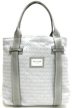Guess Founder's Tote in Grey