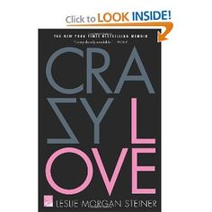 Crazy Love - read this for last month's book club and could not put it down. A memoir to read!