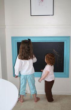 How To: Kids Art Area Carina's February Jumpstart Project 2009 Kids Art Area, Art For Kids, Kid Art, Big Boy Bedrooms, Kids Bedroom, Toddler Rooms, Kids Rooms, Toy Rooms, Kids Decor