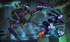epic mickey 2 art - Google zoeken