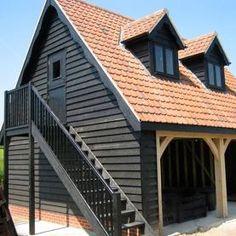 Timber Cladding - Buy Online - UK Sleepers