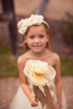 who is gonna be ur flower girl?!