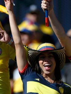 Hinchas de la Copa América - Futbol - ADN