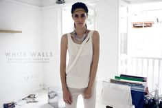 White Walls  Photography by Warren Wee  Styling by ERIIN.com