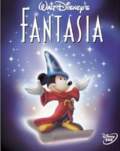 "Nov. 13, 1940. Walt Disney's animated feature ""Fantasia"" premieres at New York's Broadway Theatre."