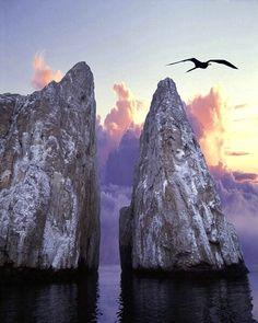 Kicker Rock - Galapagos Island, Ecuador