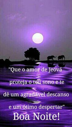 Mensagem de Boa noite Good Night, Inspirational Quotes, Passion, Ronaldo, Gifs, Photo Galleries, Positive Quotes, Verses, Bible