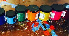 Lotus & Bug colors for Spring on the way! Stay tuned! lotusandbug.com