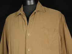 Tommy Bahama 100% Silk Mens Large Brown Button Up Shirt Short Sleeve #Shopping #Style #Fashion http://www.ebay.com/itm/Tommy-Bahama-100-Silk-Mens-Large-Brown-Button-Up-Shirt-Short-Sleeve-/281426811224?roken=cUgayN via @eBay