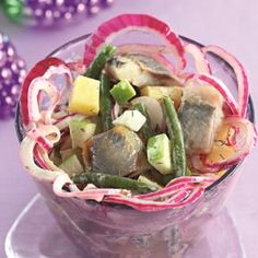 Картофельный салат ссельдью