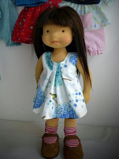 "Melody 20"" doll by Dearlittledoll"