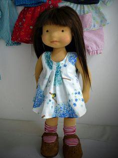 """Melody 20"""" doll by Dearlittledoll"""