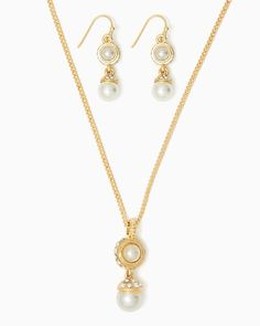 charming charlie | Say You Will Necklace Set | UPC: 410007181839 #charmingcharlie