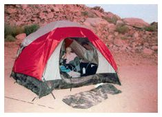 Camping around Lake Powell - some good tips.