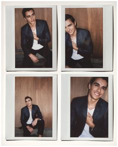 Neighbors actor Dave Franco links up with fashion photographer Mona Kuhn for the latest edition of L'Officiel Hommes Germany. One of GQ Australia's 'Men of the Year', Franco plays it cool in a simple but polished wardrobe. Posing for both digital photos and polaroids, Franco delivers personality in spades as he charms in an infectious...[ReadMore]