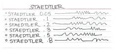 staedtler pigment liner에 대한 이미지 검색결과