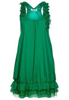 Jerseykleid - vert irlandais