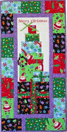 Gifts Galore Christmas Present Banner Kit Make your own holiday banner- it's fast and fun!  $15.00