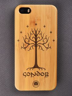 Buy The White Tree Engraved Wooden Smartphone Case Online for Bombay Trooper, Wooden Phone Case, Laser Engraving, Smartphone, Iphone Cases, Iphone Case, I Phone Cases