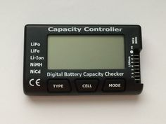 LIPO DIGITAL BATTERY CAPACITY CHECKER 1-7S $10.00 Airsoft Battery, Digital, Accessories
