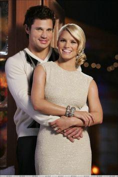 Nick and Jessica.