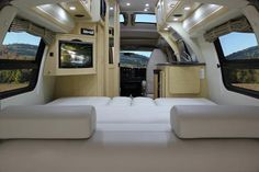 Pleasure-Way Industries: The Chevrolet Lexor Class B Motorhome