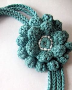 Single and double flower tutorial