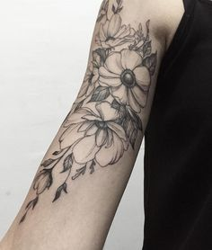 #anemonetattoo • Instagram photos and videos
