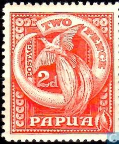 Postage Stamps - Papua New Guinea - Life in Papua