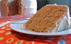 Peanut Butter Cake: A true peanut butter-lover's dream cake, with peanut butter in both the cake and the frosting.
