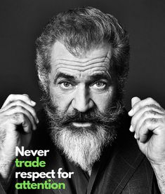 Mel Colmcille Gerard Gibson AO (born January is an Australian-American actor and filmmaker. Foto Portrait, Portrait Photography, Hollywood Actor, Hollywood Stars, Celebrity Portraits, Black And White Portraits, Interesting Faces, Portrait Inspiration, Male Face