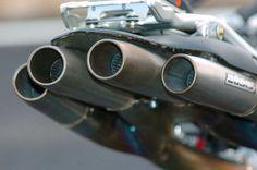 Exhaust System MV AGUSTA F4 : BODIS EXHAUST