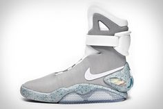 Dreams do come true. Nike is releasing Marty's mythical shoe from Back to the Future II. In addition to the glowing LEDs and all the McFly style you can handle, the Nike MAG finally brings power-lacing to your feet. Yes,...