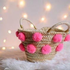 Little Girls Bag - Fashion Accessories - Babu basket - Fluro | Louise Misha | Mini Nation #mininationau #basket #girlsbasket Eclectic Nursery Decor, Louise Misha, Cool Kids Rooms, Dream Decor, Little Miss, Baby Toys, Color Schemes, Kids Fashion, Basket